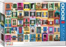 Eurographics 2000pc Mediterranean Windows