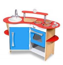 Melissa & Doug Corner Kitchen Set