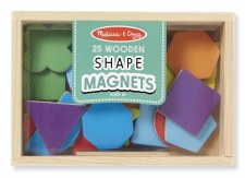 Melissa & Doug Magnetic Shapes