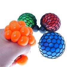 Squish Ooze Mesh Ball