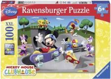 Ravensburger 100pc Disney Mickey Mouse At The Skatepark