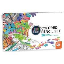 Mindware Colored Pencil Set 36-piece Set