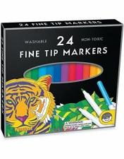 Mindware Fine Tip Markers Set Of 24