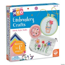 Make Your Own Embroidery Craft