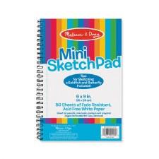 Melissa & Doug Mini Sketch Pad