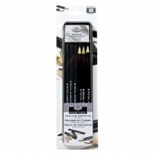 Royal & Langnickel Charcoal Sketching Pencil Set 8pc