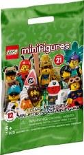 Lego Minifigures Series 21
