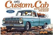 Moebius 1965 Ford Custom Cab Pick Up 1/25