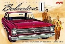 Moebius 1965 Plymouth Belvedere 1.25