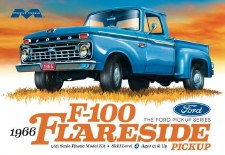 Moebius 1966 Ford F-100 Flareside Pick Up 1/25