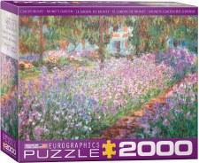 Eurographics 2000pc Monets Garden