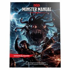 D&d Monsters Manual