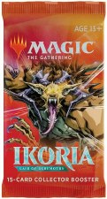 Magic The Gathering Ikoria Lair Of Behemoths Boost Pack