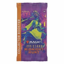 Magic The Gathering Innistrad Midnight Hunt Collector Booster
