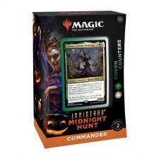 Magic The Gathering Innistrad Midnight Hunt Commander Set