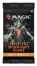 Magic The Gathering Innistrad Midnight Hunt Draft Booster Pack