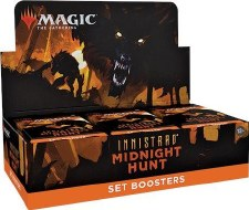 Magic The Gathering Innistrad Midnight Hunt Set Booster Box