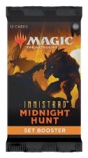 Magic The Gathering Innistrad Midnight Hunt Set Booster Pack