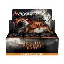 Magic The Gathering Innistrad Midnight Hunt Draft Booster Box