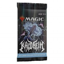 Magic The Gathering Kaldheim Collectors Booster