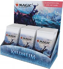 Magic The Gathering Kaldheim Booster Box