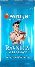 Magic The Gathering Ravanica Allegiance Booster Pack