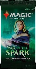 Magic The Gathering War Of Spark Booster Pack