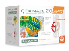 Q-ba-maze 2.0 Spin Stunt