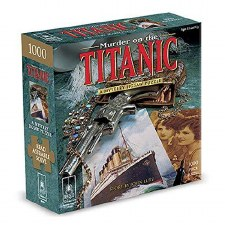 Mystery Jigsaw Puzzle Murder On The Titanic