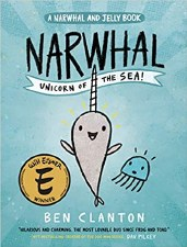 A Narwhale And Jelly Book 1 Unicorn Of The Sea
