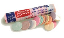 Necco Candy Wafer