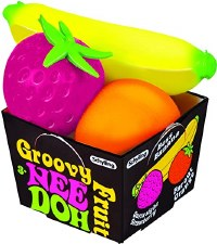 Groovy Nee Doh Fruit