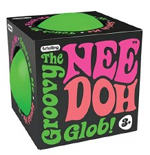 Nee Doh The Groovy Glob