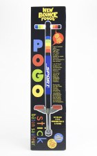 New Bounce Pogo Stick Ages 5-9