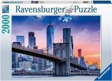 Ravensburger 2000 Pc New York Skyline