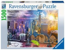 Ravensburger New York In Winter And Summer 1500pc