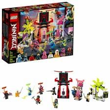 Lego Ninjago Gamer Market 71708