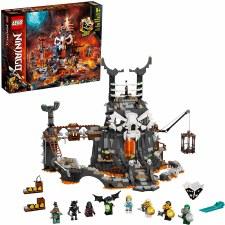 Lego Ninjago Skull Sourcerers Dungeons 71722