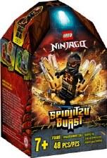 Lego Ninjago Spinjutzu Burst Cole