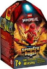 Lego Ninjago Spinjutzu Burst Kai