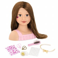 Our Generation Talia Styling Head