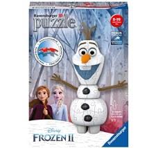 Ravensburger 54pc 3d Frozen Ii Olaf