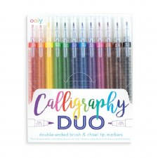 Ooly Calligraphy Duo
