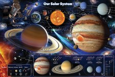 Cobble Hill Floor Puzzle Our Solar System 36pc
