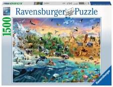 Ravenburger 1500pc Our Wild World