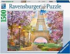 Ravensburger 1500pc Paris Romance