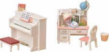 Calico Critters Piano & Desk