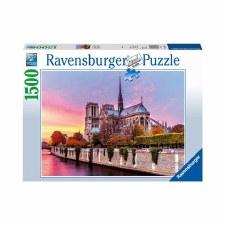 Ravensburger 1500pc Picturesque Notre Dame