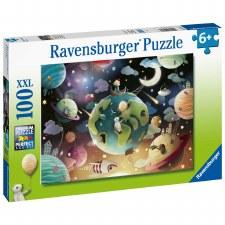 Ravensburger 100pc Xxl Planet Playground