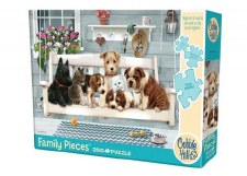 Cobble Hill 350pc Porch Pals Family Puzzle
